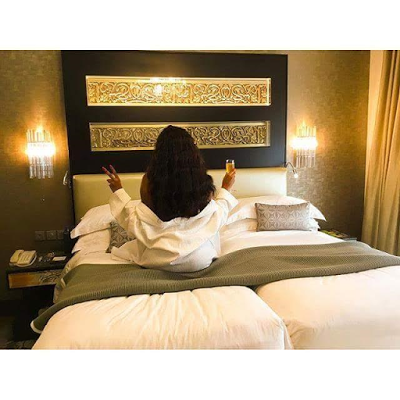 , Oh No! Nollywood Actress, Chika Ike Show Off Bedroom Photo, Latest Nigeria News, Daily Devotionals & Celebrity Gossips - Chidispalace