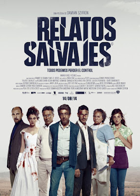 Relatos Salvajes 2014 DVD R1 NTSC Latino