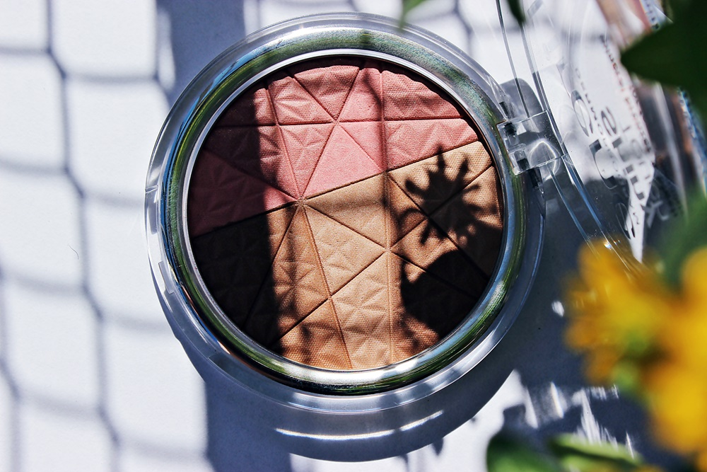 Lirene, różo-bronzer Shiny Touch