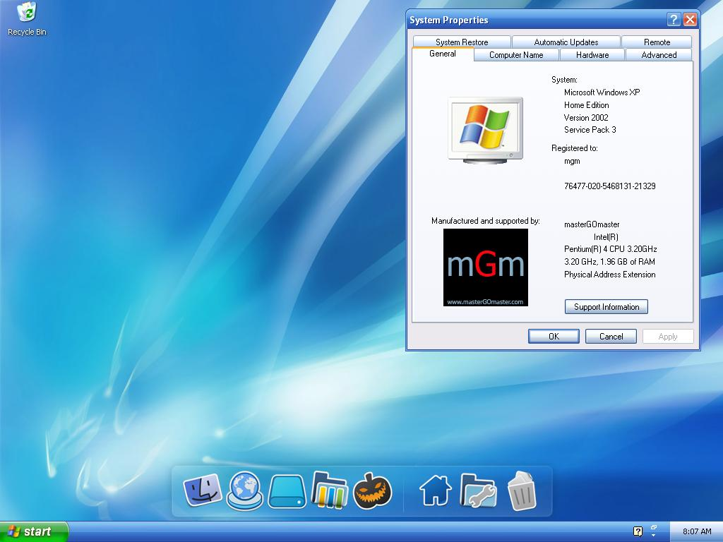 Crack windows xp home edition sp3 activation