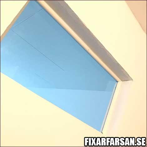 Fönster-Ljusinsläpp-Plexi-Hobbyglas