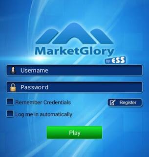 mg login android Cara mudah menggunakan Digipass Marketglory dan dapat bonus +25%