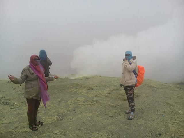 Balerang Gunung Kaba Bengkulu