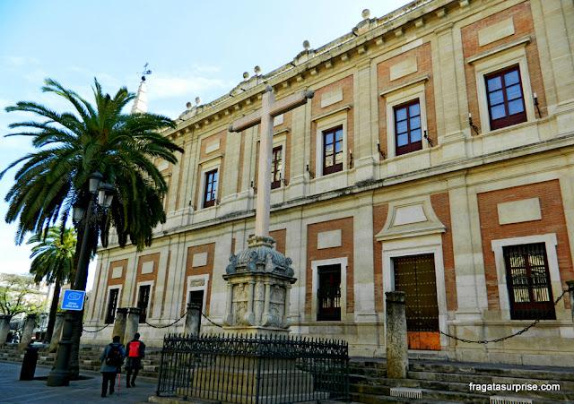 Sevilha, Andaluzia: Arquivo Geral das Índias