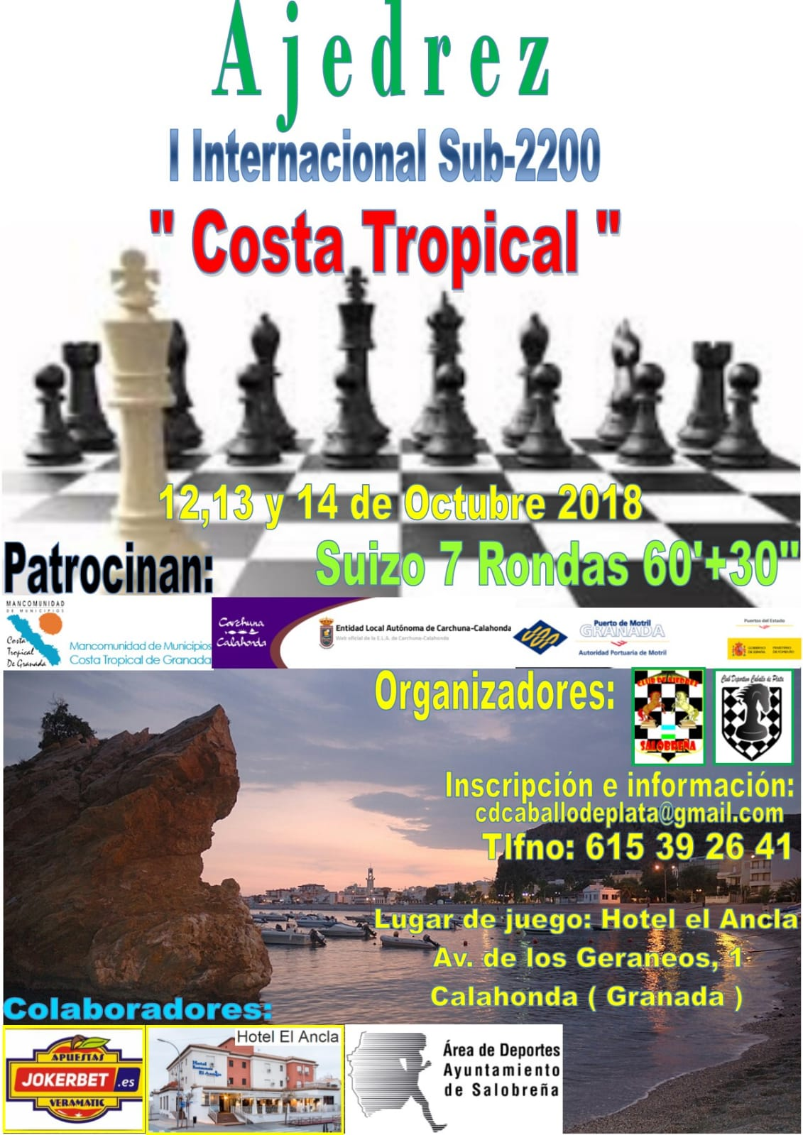 I Internacional sub 2200 Costa Tropical