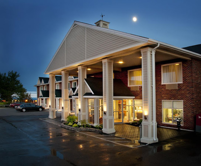 Maritime Inn is Port Hawkesbury's only full-service lodging.