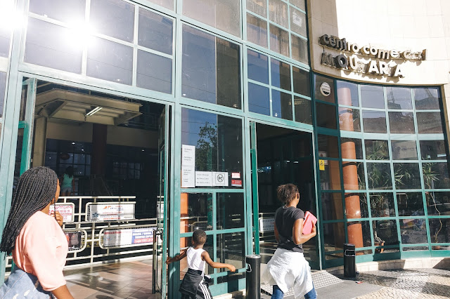 Centro Comercial Mouraria