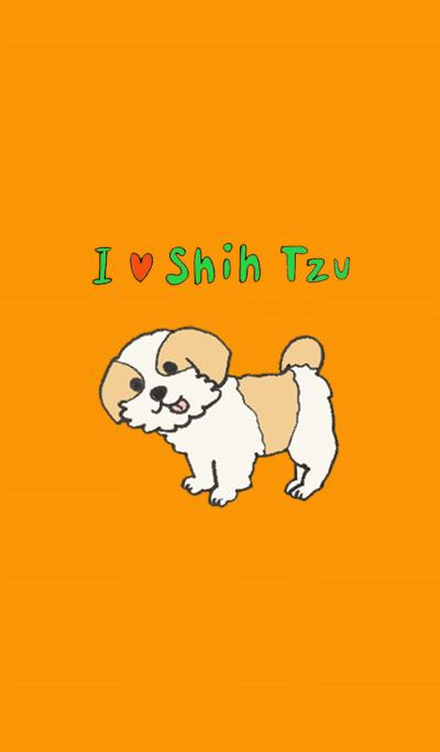 I love ShihTzu