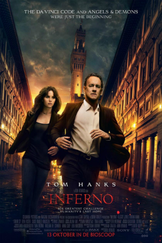 Inferno [2016] [DVDR] [NTSC] [Latino]