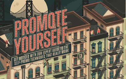 8 Tips Self-Promotion Untuk Freelance Graphics Designer