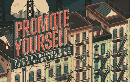 8 Tips Self-Promotion Untuk Freelance Graphics Designer