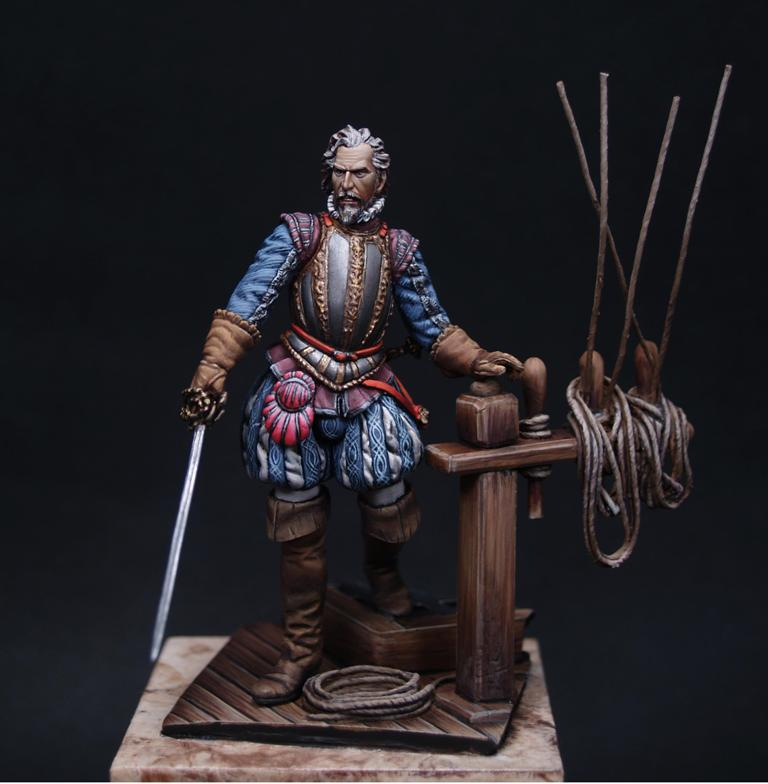 Alex Miniatures - Following the History through the Miniatures : Sir