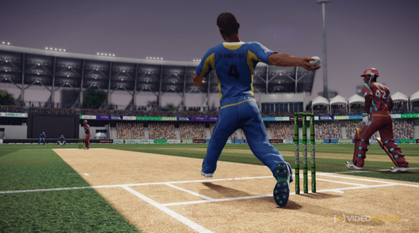 Don Bradman Cricket 17 Gameplay