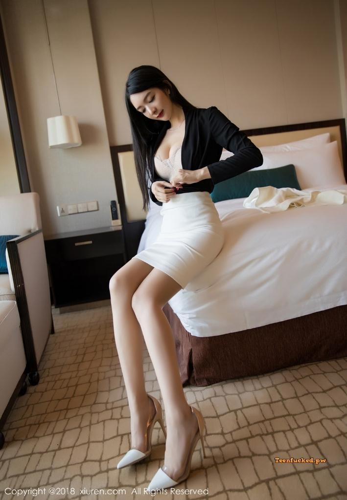 XIUREN No.1209 Xiao Reba Angela MrCong.com 036 wm - XIUREN No.1209: Người mẫu Xiao Reba (Angela小热巴) (52 ảnh)