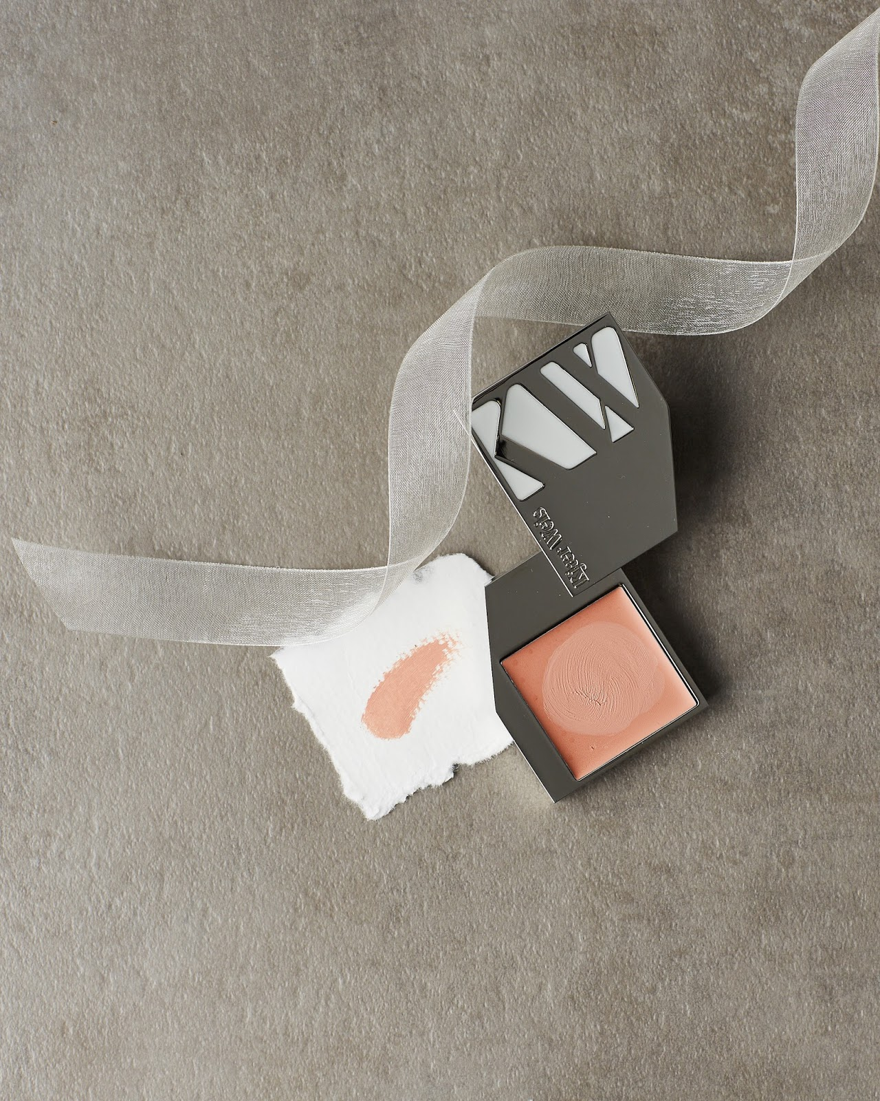 Kjaer Weis Cream Blush Embrace Swatch and Review