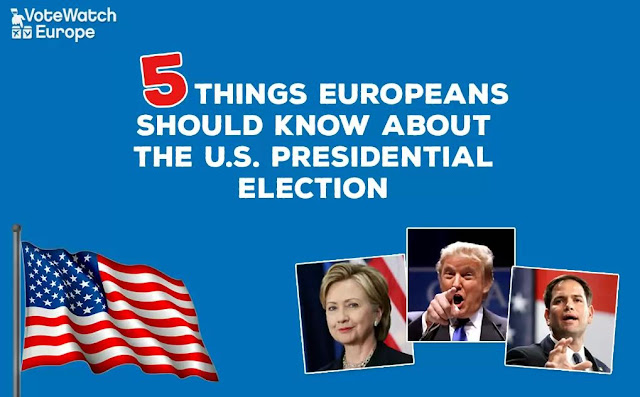 INDEPENDENT MEDIA | 5 Things Europeans Should Know about the U.S. Presidential Election
