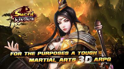 Download Sword Kensin  Apk v1.16.2.1202 Mod