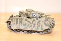 Panzer III Ausf N