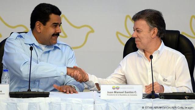 """Las comadres: Santos a Maduro: """"No use a Colombia para tapar fracaso de revolución"""""""