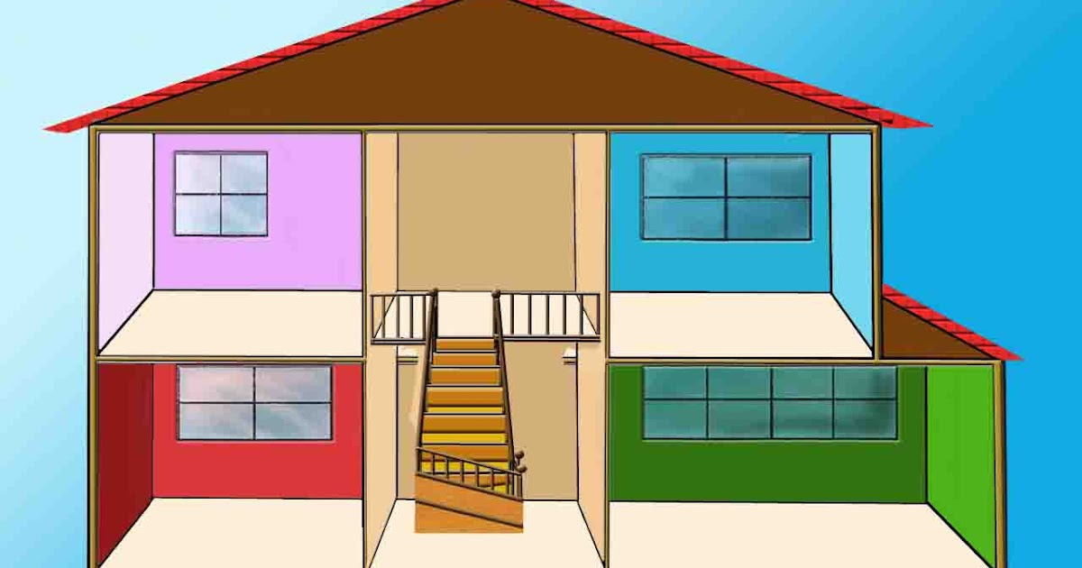 Brooke Hayes Animation House Cross Section Design 3