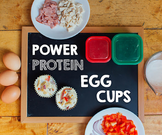 Power Protein Egg Cups