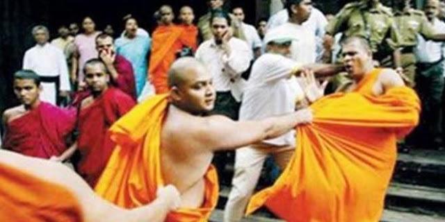 Sadis! Seide China, India, Budha Sri Lanka Dukung Kebiadaban Myanmar, Cap Rohingya Teroris