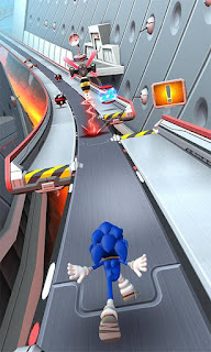 download sonic dash 2 apk for android