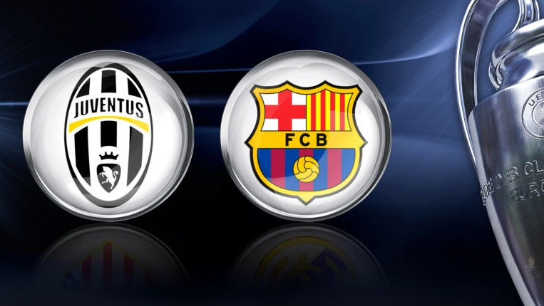 JUVENTUS-BARCELLONA Streaming: info Facebook YouTube, dove vedere Diretta TV con PC Live Tablet iPhone