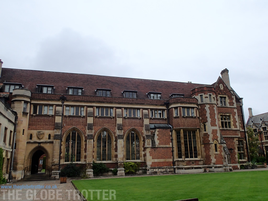 Cambridge College Tour