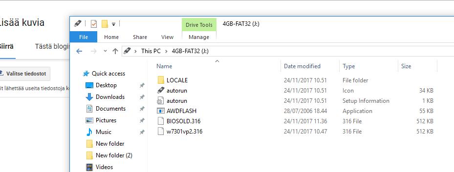 Uponneena linuxiin: Packard-Bell MSI CUBA MS-7301 Quad Xeon