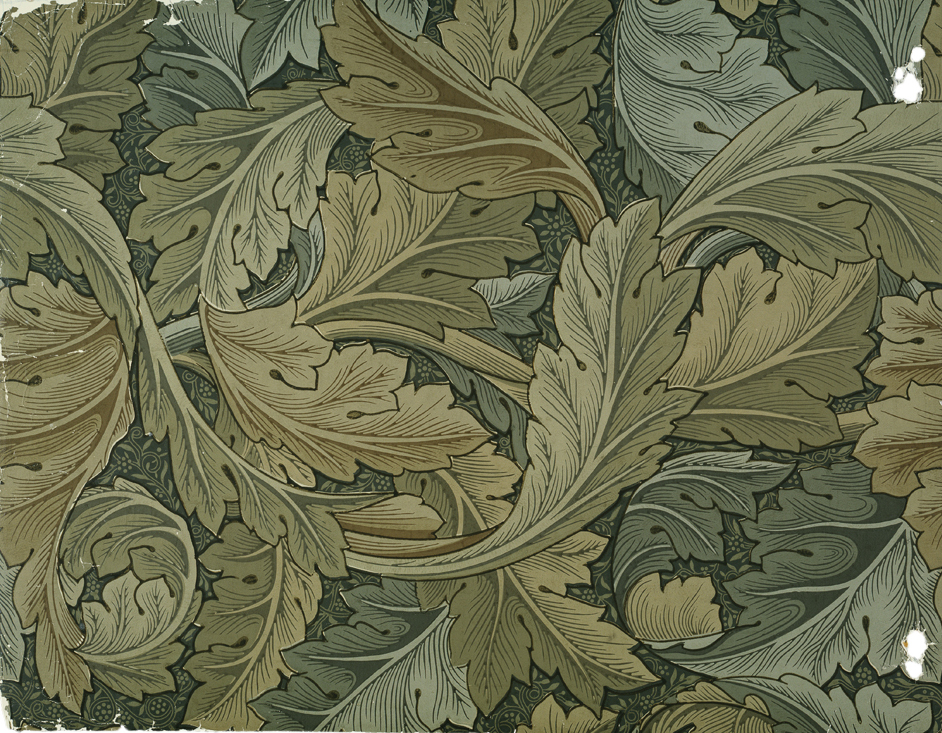 Art Amp Artists William Morris Wallpaper Amp Textiles