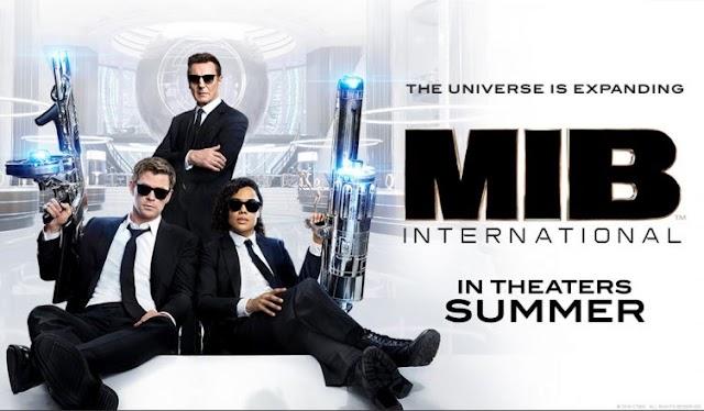 Men in Black 4: International (Film 2019) Bărbați în Negru Internațional