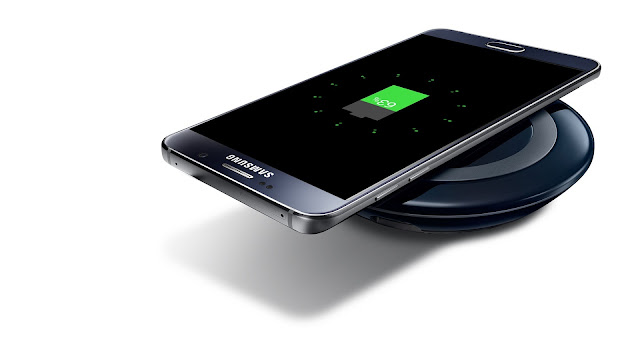 Wireless Charging - Samsung Galaxy Note 5