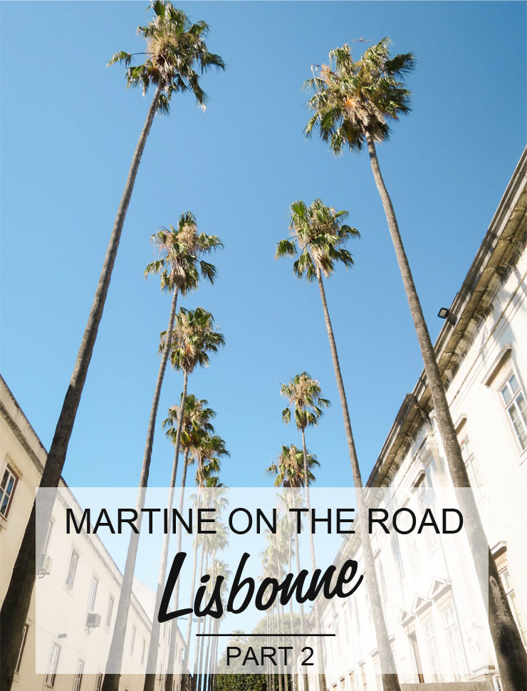 city guide - blog voyage Lisbonne