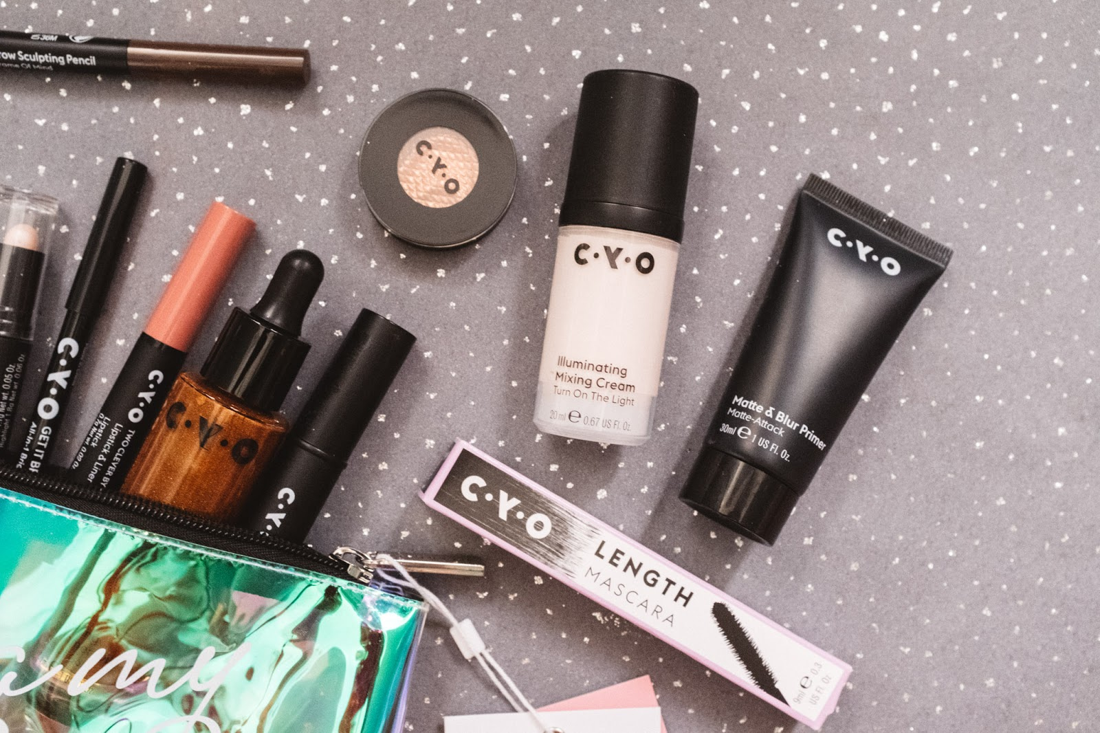 CYO makeup boots