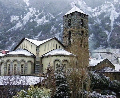 Андора — маленькая страна на юге Европы