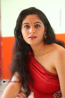Actress Zahida Sam Latest Stills in Red Long Dress at Badragiri Movie Opening .COM 0261.JPG