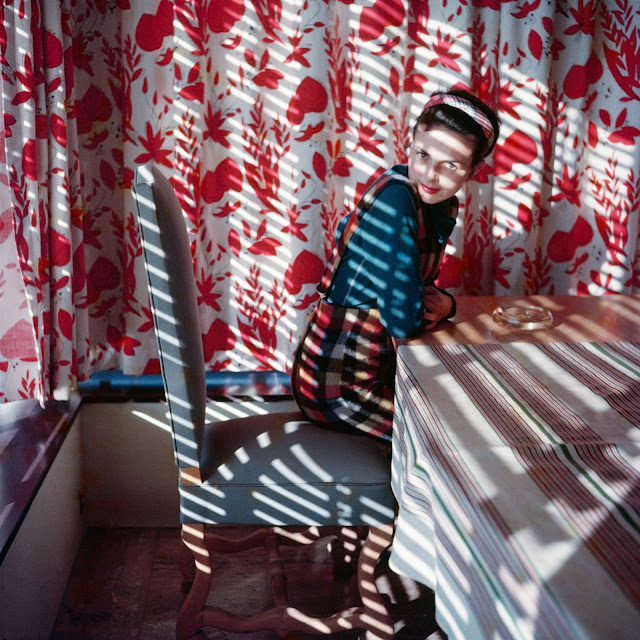 Jacques Henri Lartigue: Florette, 1954