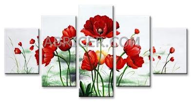 http://www.cuadricer.com/cuadros-pintados-a-mano-por-temas/cuadros-flores/cuadro-flores-rojas-amapolas-2155.html