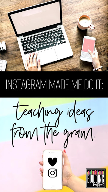 Teaching ideas from Instagram