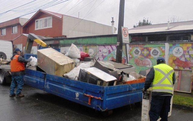 """Este fin de semana continúa campaña """"Osorno ciudad más Limpia"""""""