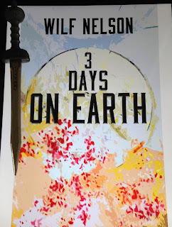 Portada del libro 3 Days on Earth, de Wilf Nelson