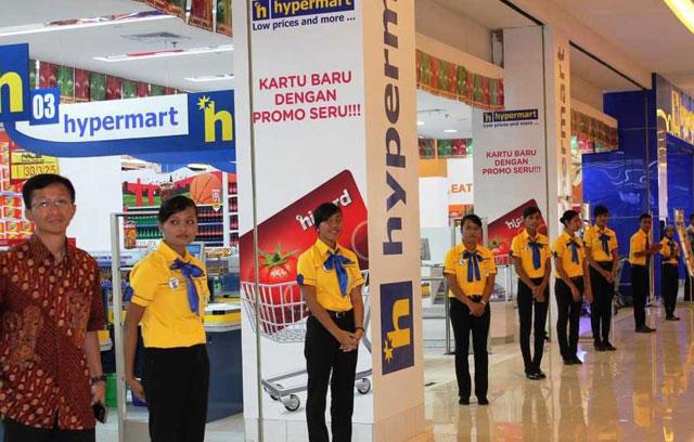 Hypertmart Lippo Kupang