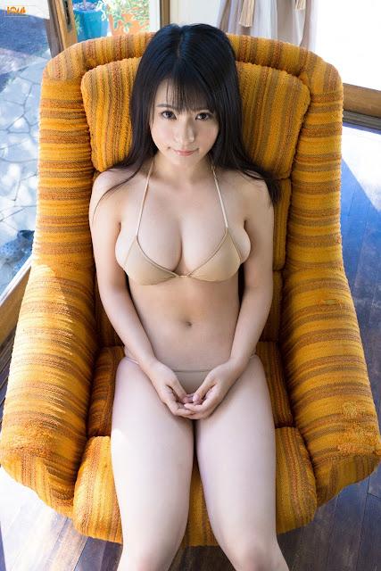 Hoshina Mizuki 星名美津紀 Bomb TV Photos 04