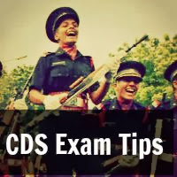 Tips for CDS Exam Paper