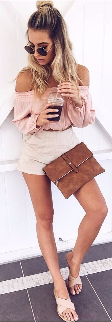 Outfits Club: Trendy Style: 40 Ways To Look More Fashionable This Spring
