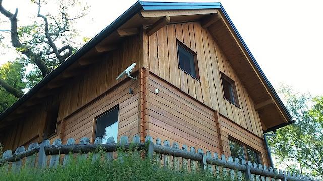 Bungalow seecamping Berghof