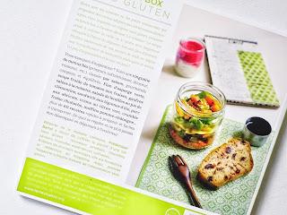 Ma lunch box sans gluten - Frédérique Barral (Editions Terre Vivante)