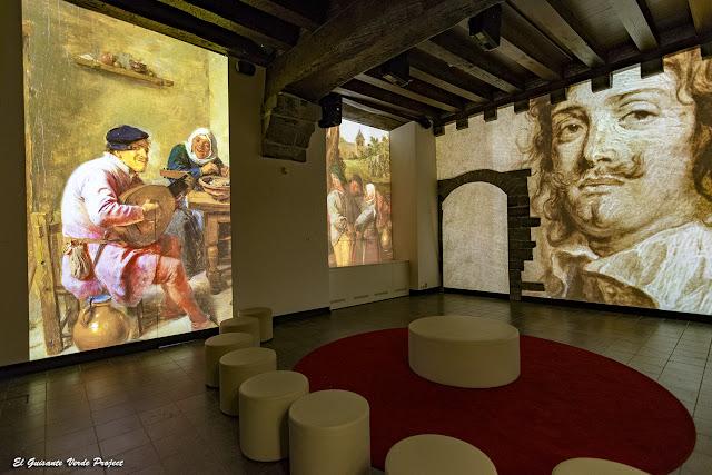 Adriaen Brouwer, inicio exposición - MOU, Oudenaarde por El Guisante Verde Project
