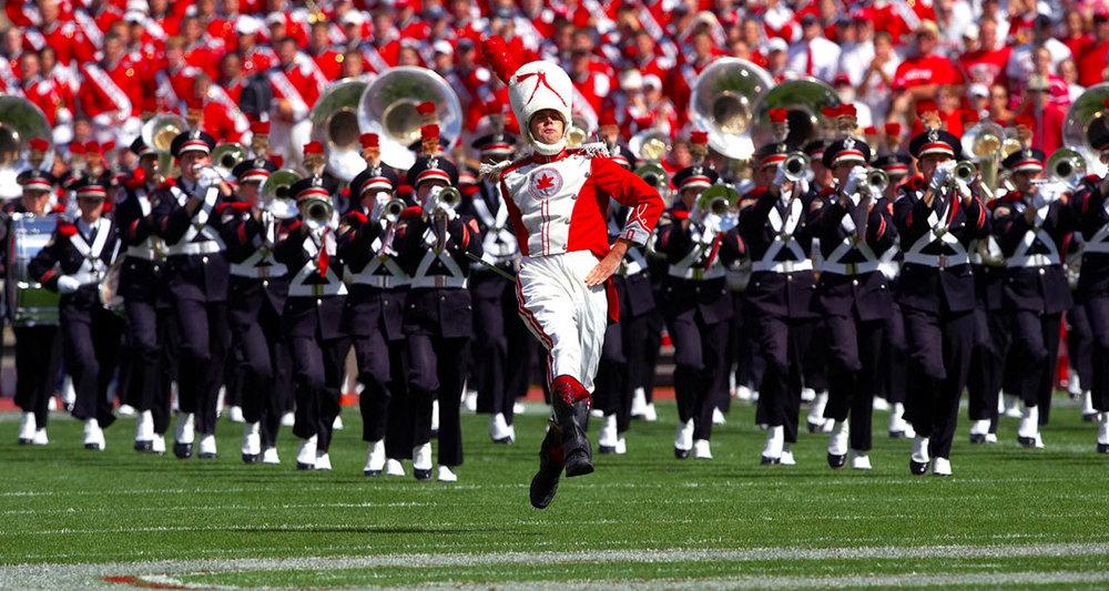 เพลง marching band